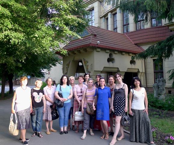 Завершення курсу «Українська – це просто!»