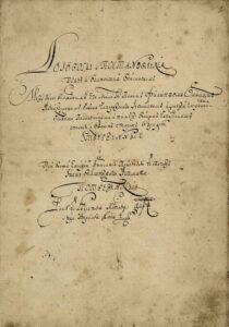 Перша Конституція П. Орлика