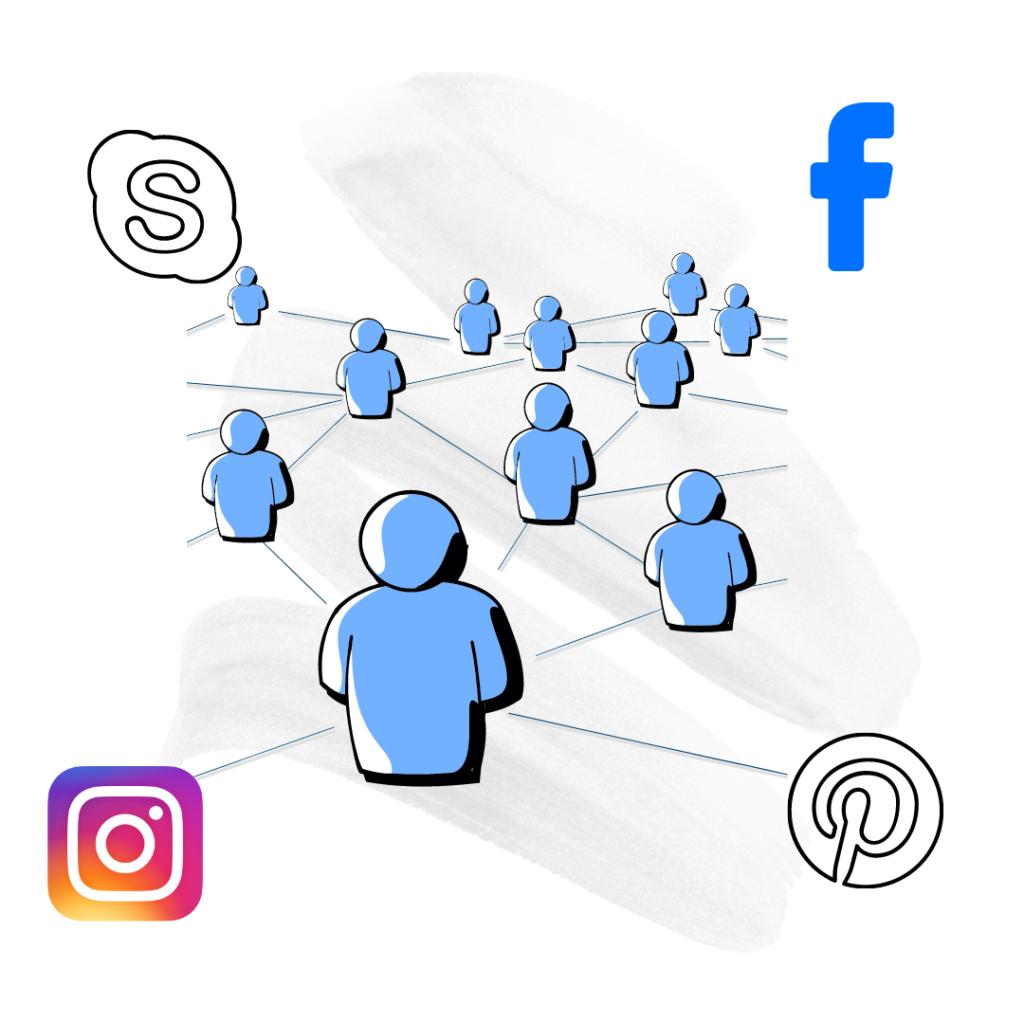 Соціальні мережі: pro et contra